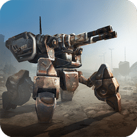 Mech Legion Age of Robots для Android