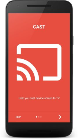 Miracast Wifi Display для Android