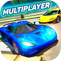 Multiplayer Driving Simulator для Android