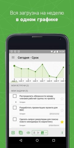 MyLifeOrganized для Android