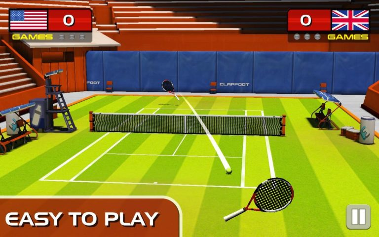 Play Tennis для Android