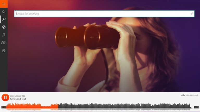 SoundCloud для Windows
