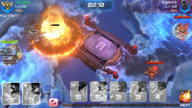 Space Commander для Android