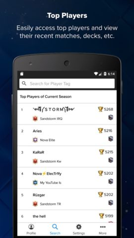 Stats Royale для Android