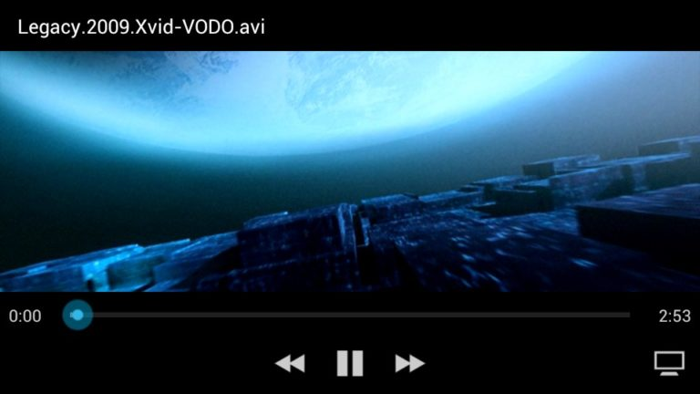 Torrent Video Player для Android