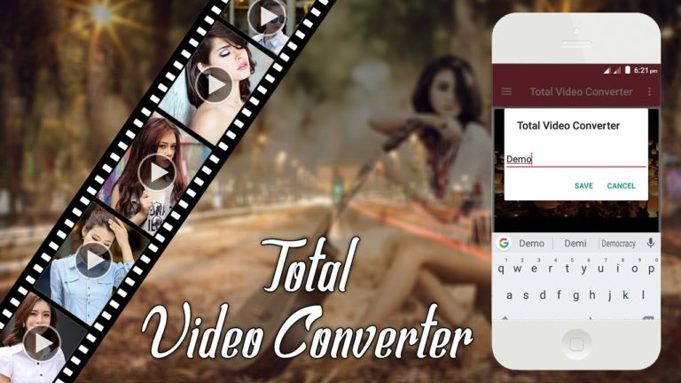 Total Video Converter для Android