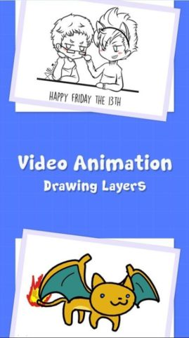Video Animation Maker для Android
