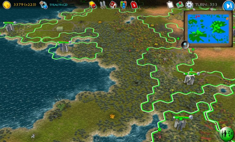 World of Empires для Android