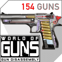 World of Guns Gun Disassembly для Android