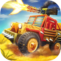 Zombie Offroad Safari для Android