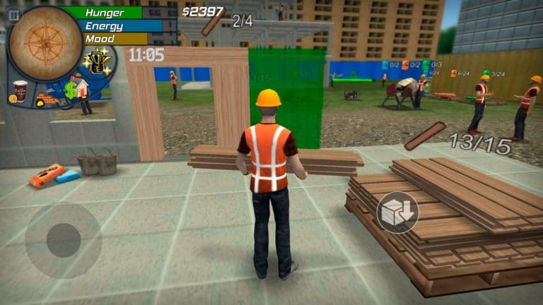 Big City Life Simulator для Android