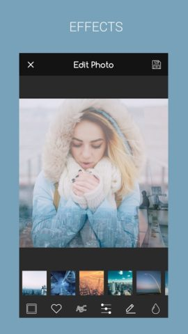 Blend Photo Mixer & Overlay Photo Director для Android