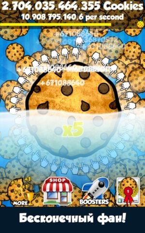 Cookie Clickers для Android