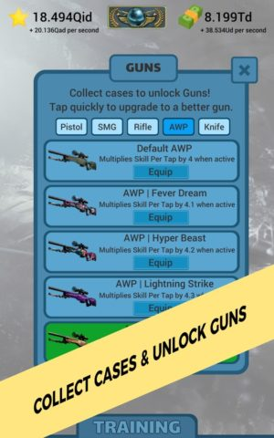 Counter Clicker для Android