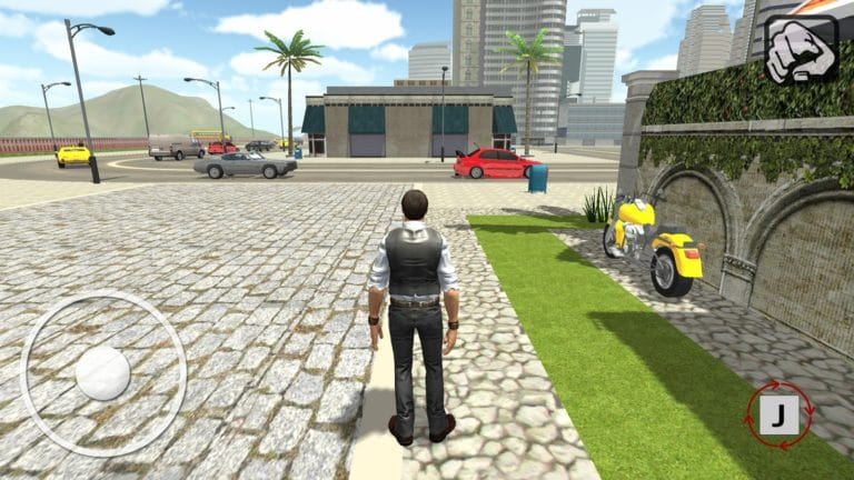 Drive To City для Android