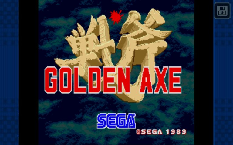 Golden Axe для Android