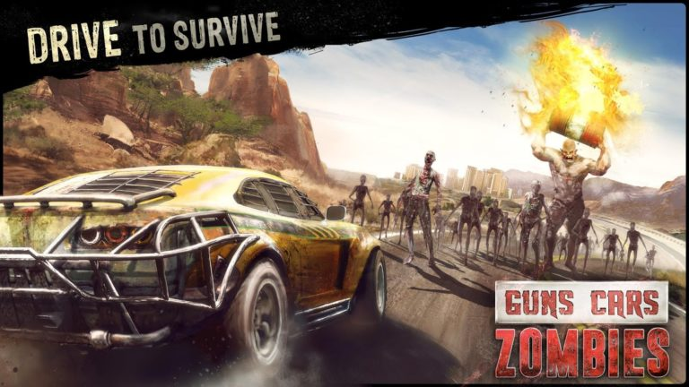 Guns Cars Zombies для Android