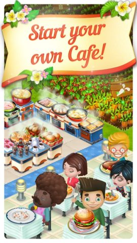 Happy Cafe для Android