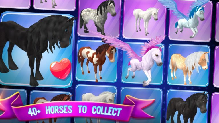 Horse Paradise для Android