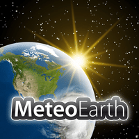 MeteoEarth для iOS (iPhone, iPad)
