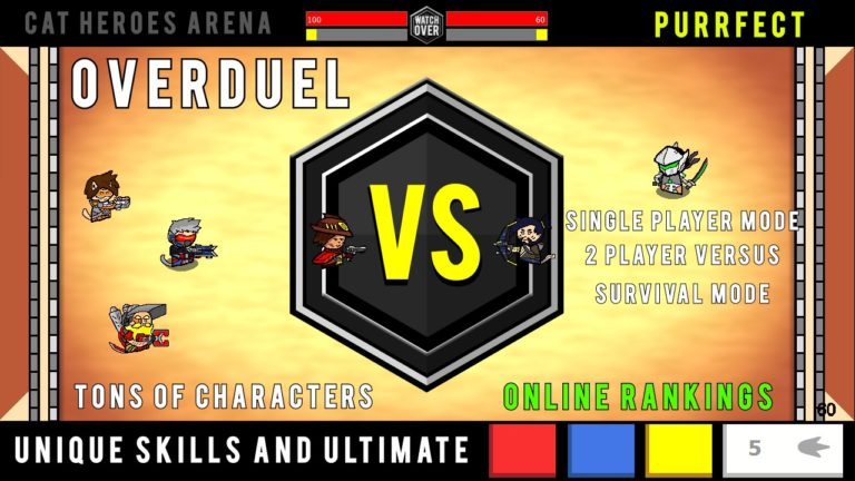 OVERDUEL X для Android