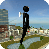 Real Stickman Crime для Android