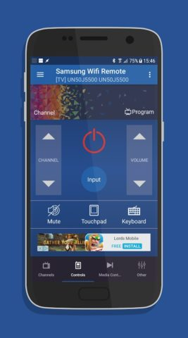 Remote Samsung TV для Android