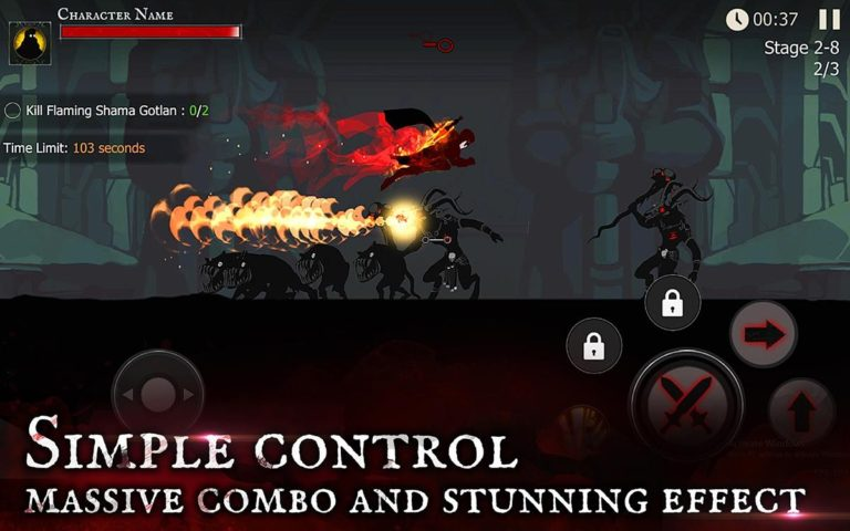 Shadow of Death для Android