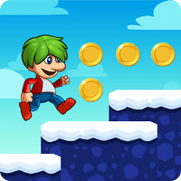 Super boy Super World для Android