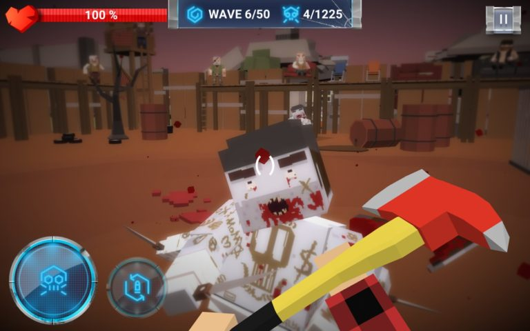 The walking zombie: Dead city для Android