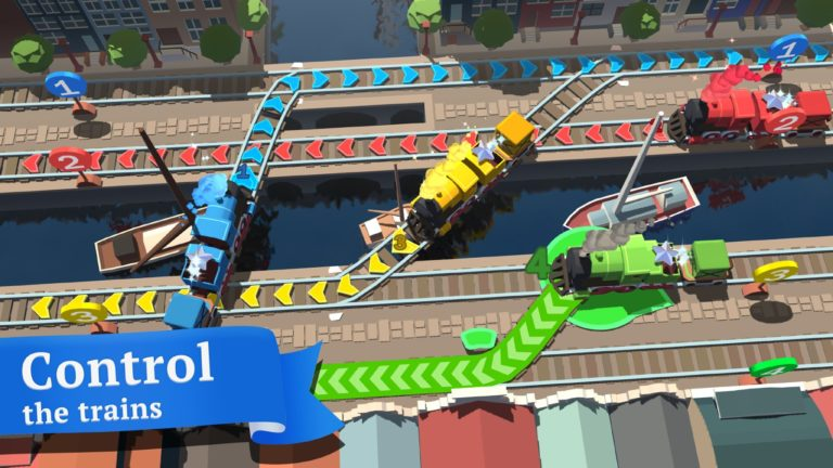Train Conductor World для Android