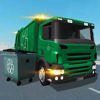 Trash Truck Simulator для Android