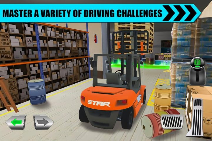 Truck Driver для Android