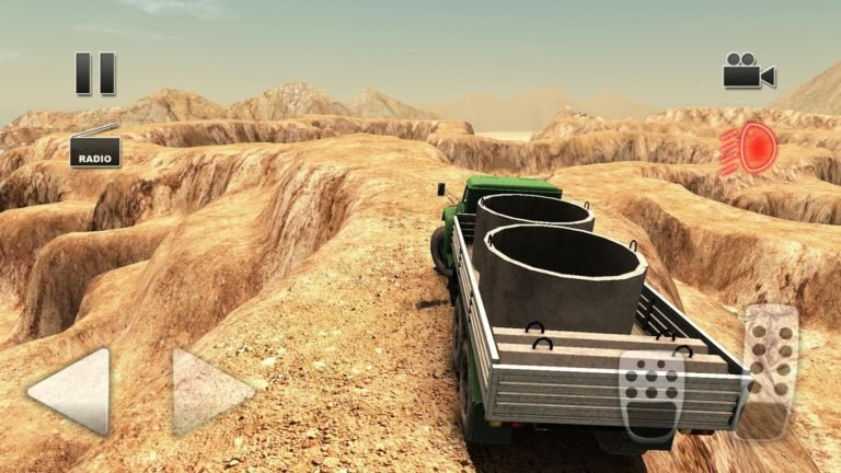 Truck Driver Crazy Road 2 для Android