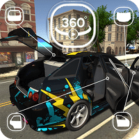 Urban Car Simulator для Android