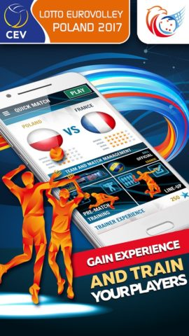 Volleyball Championship для Android