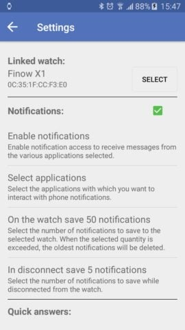 Watch Droid Phone для Android