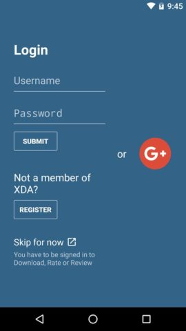 XDA для Android