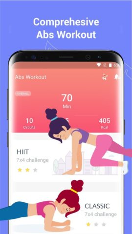 Abs Workout для Android