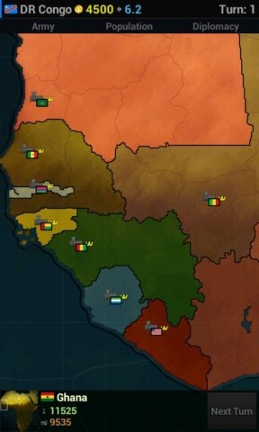 Age of Civilizations Africa для Android