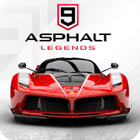 Asphalt 9: Legends для Windows