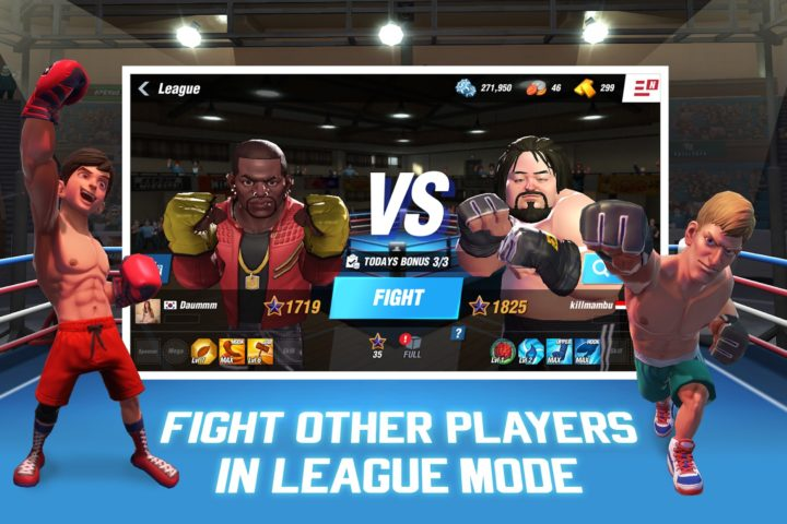 Boxing Star для Android