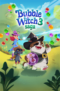 Bubble Witch 3 Saga для Windows