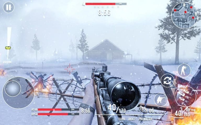 Call of Sniper WW2 для Android