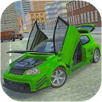 Car Driving Simulator 2018 для Android