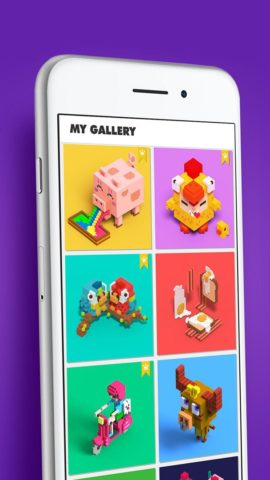 Color by Number 3D для Android