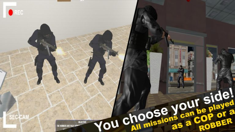 Cops and Robbers 2 для Android