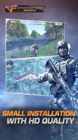 CrossFire Legends для Android