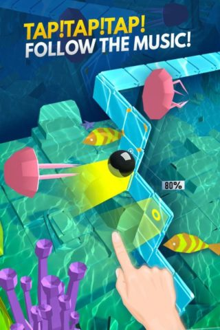 Dancing Ball World для Android