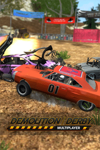 Demolition Derby Multiplayer для Windows